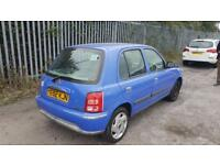 Nissan Micra Sold