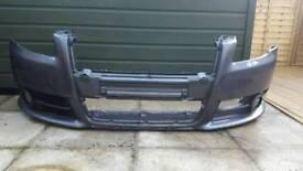 Audi A4 S Line bumper
