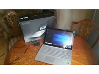 lAPTOP ASUS N550LF N SERIES i7 HD 8GB RAM 4.2GHZ Window 10 Touch SCREEN 1TB 64 bit, HD 745M Geforce