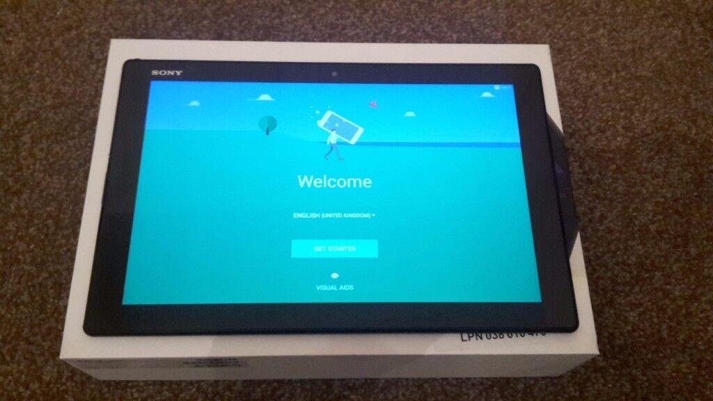 SONY Xperia Z4 with bluetooth keyboard