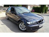BMW 320d 2005 MANUAL MOT MARCH 2017 FULL SERVICE HISTORY
