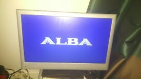 "22"" ALBA AELKDVD2288S FULL HD digital LED TV with built in DVD player"