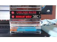 18 Discs of Classic Blues Compilations