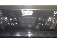 Beko 50cm solid ring oven cooker