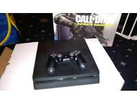 Ps4 Slim 500gb Mint condition