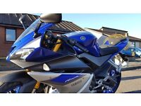 Yamaha YZF R125 ABS Learner legal 125cc Low milage