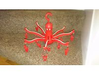 Octopus clothes airer