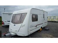 LUNAR CLUBMAN 475 - TOURING CARAVAN FOR SALE - 2BERTH - 2005 - PART OF COASTFIELDS GROUP
