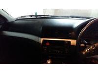 BMW E46 INTERIOR SILVER TRIMS 4 DOORS SALON VERY GOOD CONDITION ! ! ! ! ! ! ! ! ! !