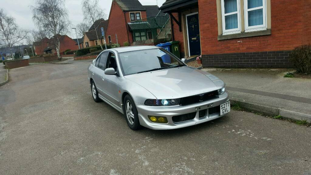 Mitsubishi Galant Vr4 In Worksop Nottinghamshire Gumtree