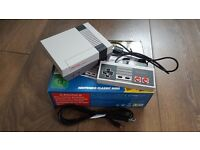 NES Classic Mini with original packaging, mint condition