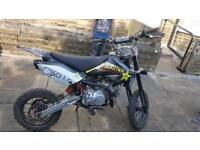 140cc m2r pit bike immaculate condition