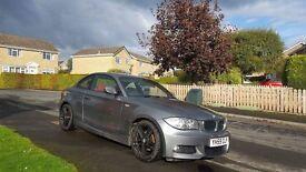 BMW 120D coupe M sport