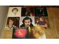 Neil Diamond LP collection