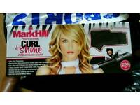 Mark hill curl and shine
