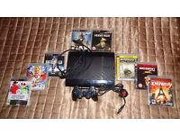 Playstation3/150GB/8 games