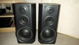 Technics speakers x 2