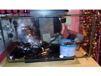 Fluval Edge 23L Aquarium Set - Black