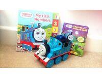 Thomas the tank engine + books