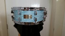 albermore custom snare drum