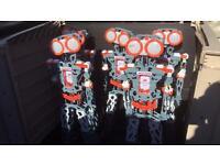 Job Lot Of Meccano Build Toy Lego Interactive Robots