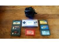 Nintendo Gameboy Micro Pokemon Bundle