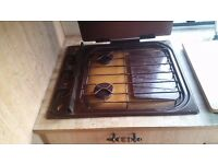 Caravan Gas Oven And Hob
