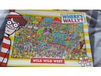 Wheres Wally 1000 piece jigsaw puzzle