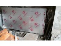 1 sheet 100mm 2400x1200 Celotex