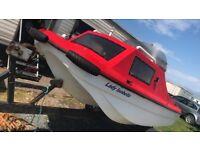 15 foot CJR boat