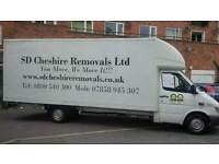CHEAP REMOVALS -Man and van- rubbish removals-Throughout cheshire -Call- now - for a free quote