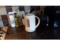 Bosch electronic kettle