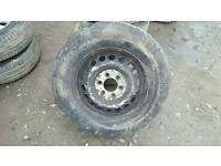 09 Mercedes sprinter spare wheel 16inch