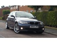 BMW 118D SE ++2L DIESEL MANUAL ++5 DOOR++FRESH MOT++F/S/H++2 KEYS++STUNNING CONDITION++