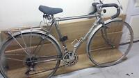 Leader Cromo 18 speed touring bike front rack incl.