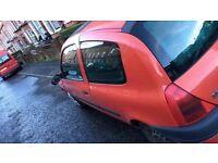 Renault Clio £200 ono cheap (corsa 206 306 Astra 323 megane)