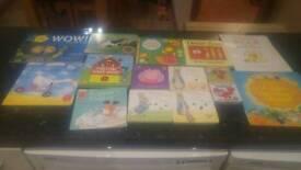 Toddler's book bundle