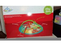 CAROUSEL BABY PLAY GYM - NEW IN BOX