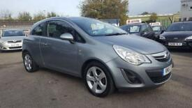 VAUXHALL CORSA 1.2 SXI FACELIFT 3 DOOR 2011 / 62K MILES / FSH / EXCELLENT CONDITION / HPI CLEAR