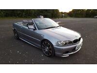 03 Plate BMW 3 SERIES 330 Ci M Sport 2dr Manual 3.0 Convertible..