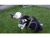 Dunlop tempo golf set