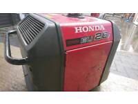 Honda silent generator eu26