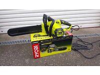 Ryobi Chainsaw 2300W ***Bargain**** Includes Log Stand
