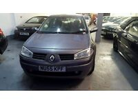 spares or repairs Renault Megane 1.6 VVT Dynamique