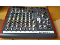 Allen & Heath Zed 10FX Mixer