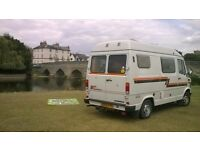 Mercedes-Benz 207d 2.6T Motor Home Camper Van Retro Classic Campervan *CAN BE DELIVERED ANYWHERE*