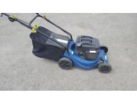 challenge extreme petrol lawn mower self propelled