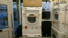 7kg vented Indesit tumble dryer