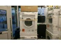 7kg vented Indesit tumble dryer