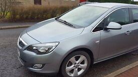 Vauxhall Astra 1.4 sri Turbo - £3495.00